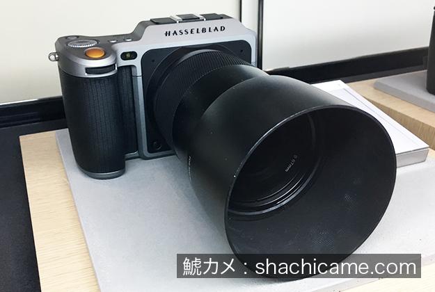 HASSELBLAD X1D-50s