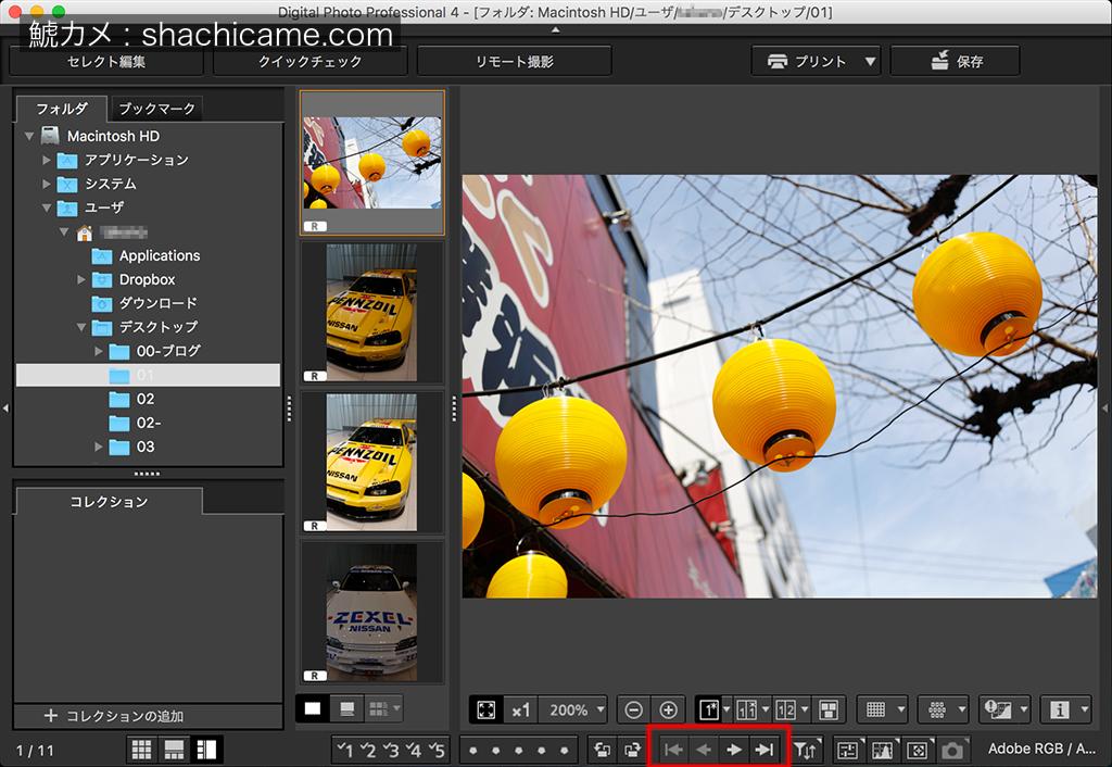 Digital Photo Professional 4