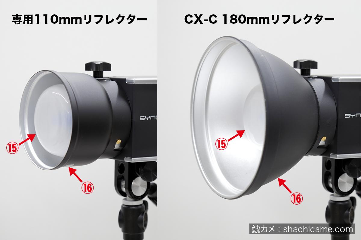 synchron 04 ガラスグローブ リフレクター