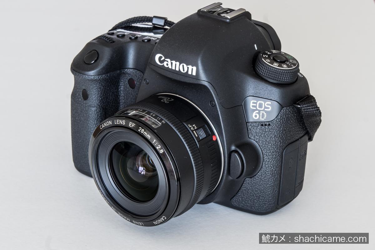 EOS 6D EF28mm F2.8