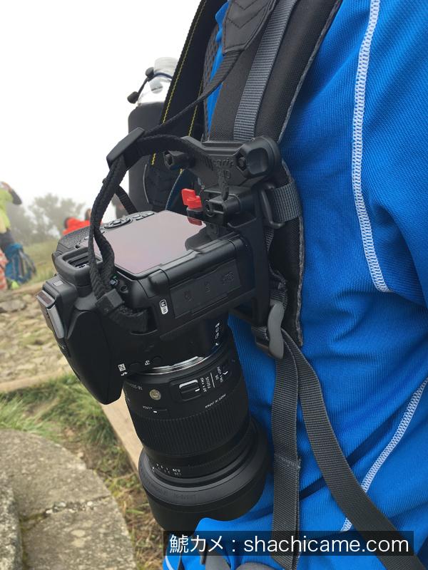 b-grip UNO カメラホルスター