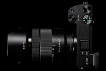 Sony α6400 高倍率ズームレンズキット
