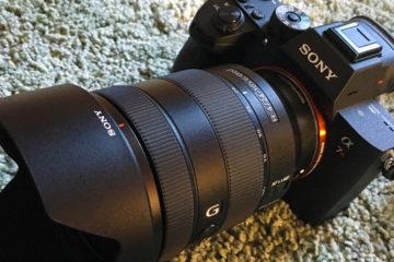 SONY FE 24-105mm F4 G OSS SEL24105