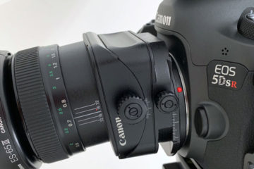 Canon TS-E90mm F2.8 改造