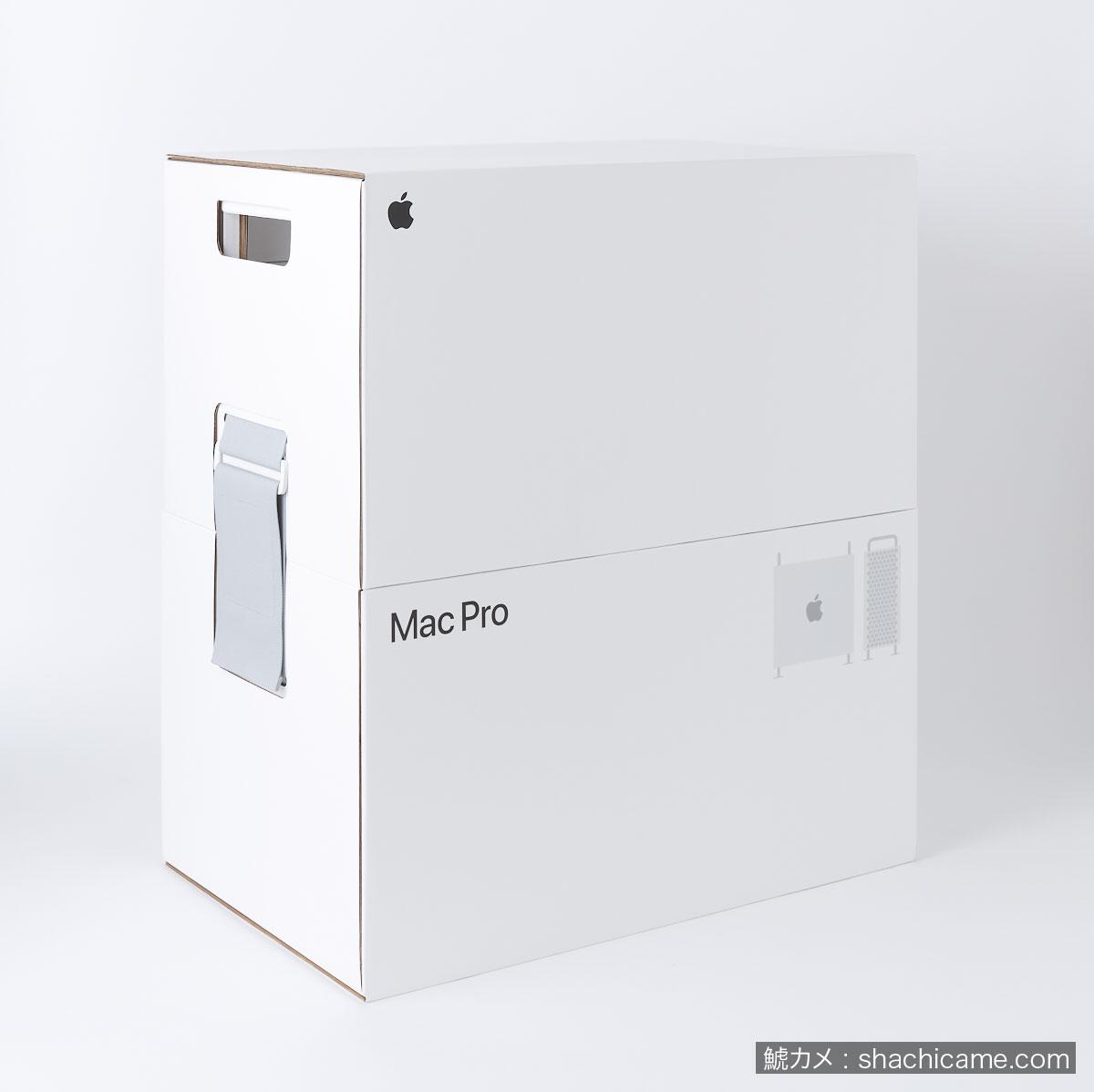 Mac Pro 2019 箱