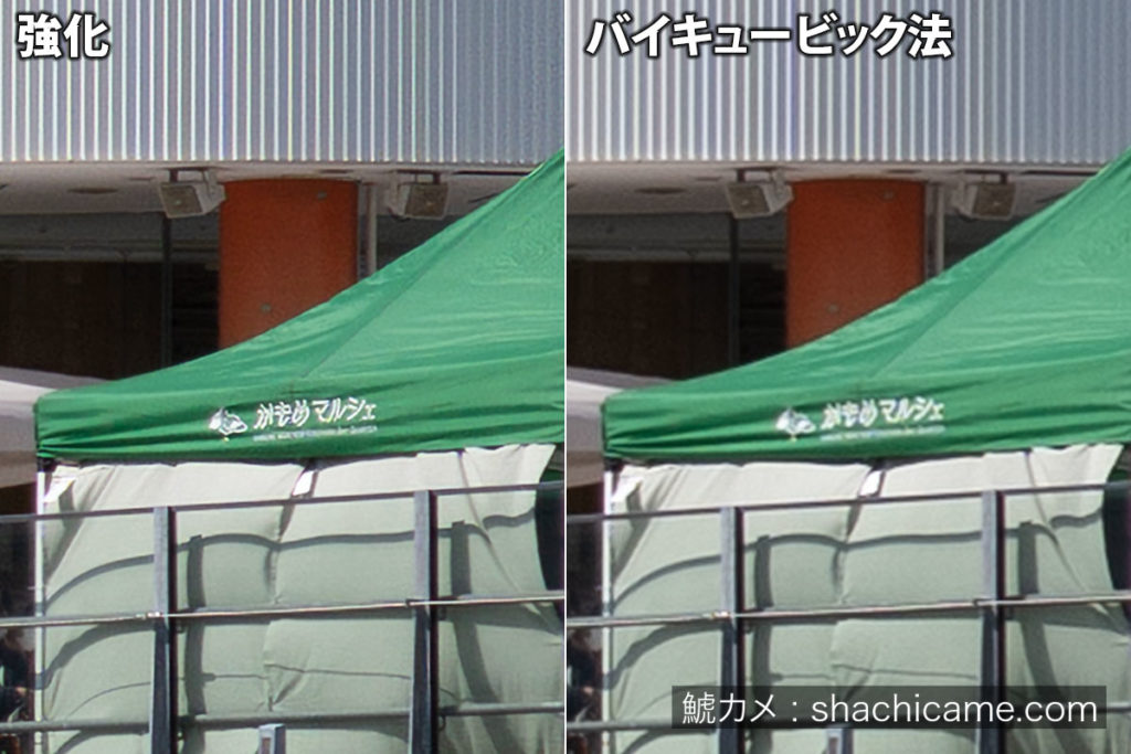 Adobe Camera RAW 強化 スーパー解像度 01